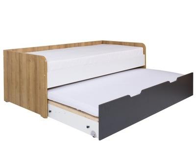 мебель QUATRO 9 кровать плавающее двойные 90 контейнер