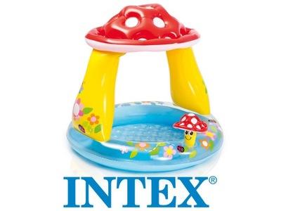 Bazén pre deti - BAZÉNOVÝ STREŠNÝ BÁZE INTEX 57114