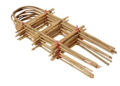 Лесенка бамбуковая дужка 90 см /10шт, пергола