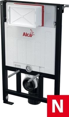 Montážny rám pre závesné WC - Alcaplast WC WC splachovací montáž AM101 / 850 LOW NEW