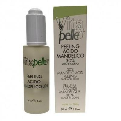 Peeling migdałowy-KWAS MIGDAŁOWY 30% VitaPelle 30m