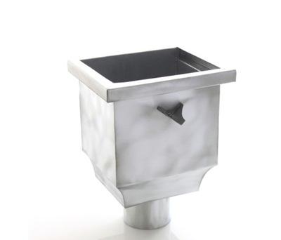 Košík zlewowy nádrž dekoratívne titan zinok Výrobca