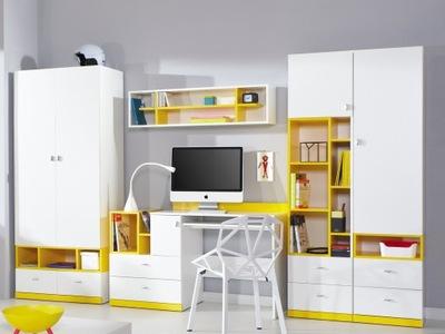 Мебель MOBI A1 Современные комплект ?????????? Белый