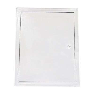 Revízne dvierka - prístupové Dvere kovové 30x50 cm zámok/rukoväť