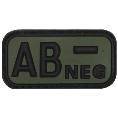 PLAKIETKA MORALE PATCH AB -NEG- MFH /36501F/