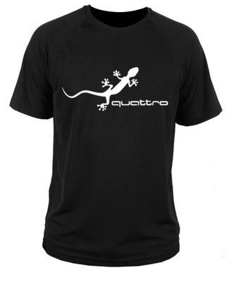 koszulka t-shirt Quattro audi A3 A4 A6 A8