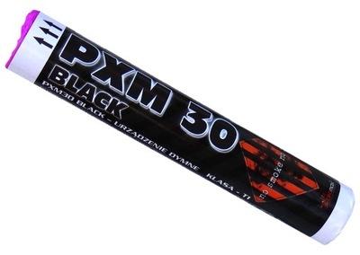 PIROMAX PXM30 ИНТЕНСИВНАЯ черная СВЕЧА