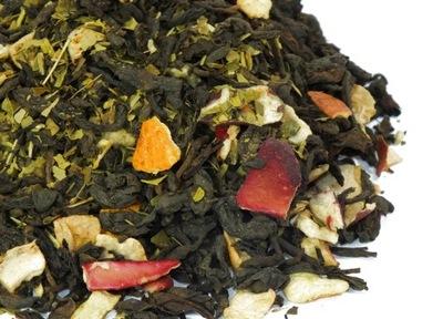 Pu-Erh Slim 50 г чай для похудения с фруктами