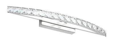 Lampa nad zrkadlom nástenné svietidlo pre kúpeľňa LED 53 cm 15W