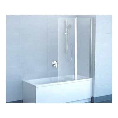 Sprchové dvere - Dvojitá obrazovka Ravak Chrome 7QRA0C00Z1