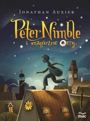 Peter Nimble i magiczne oczy Jonathan Auxier