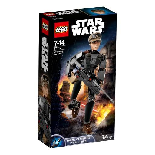 LEGO Star Wars zwiadowca 75177 + Jyn Erso 75119