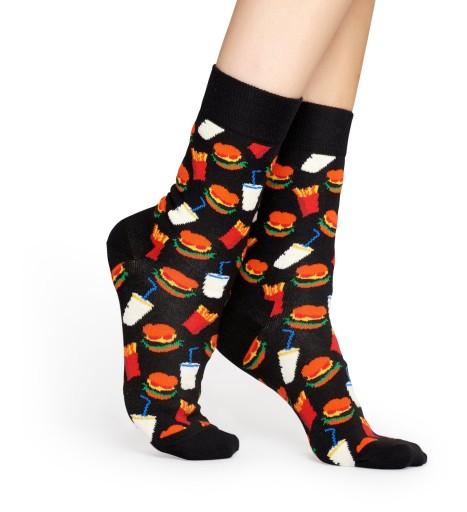 a27debc10c Śmieszne skarpetki damskie Happy Socks r 36-40 7698953971 - Allegro.pl