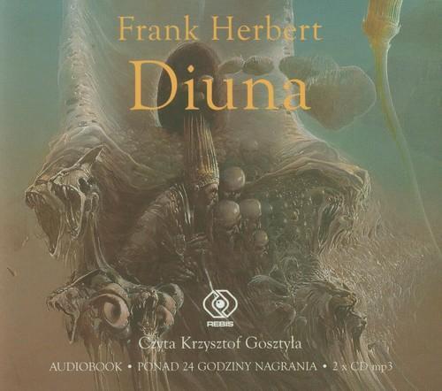 Diuna audiobook Frank Herbert Rebis