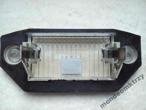 Lampka Tablicy Rejestracyjnej Ford Focus Mk2 C Max
