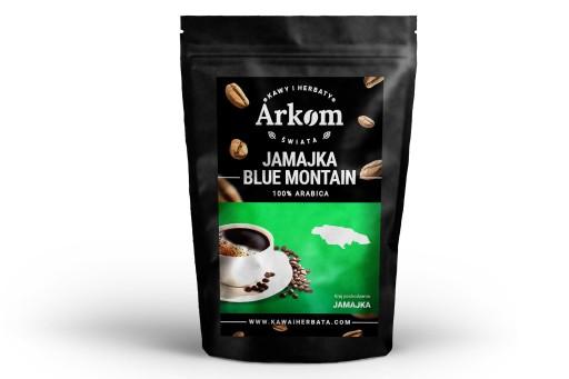Kawa Arabica Jamajka Blue Mountain 1kg 7109130324 Allegro Pl