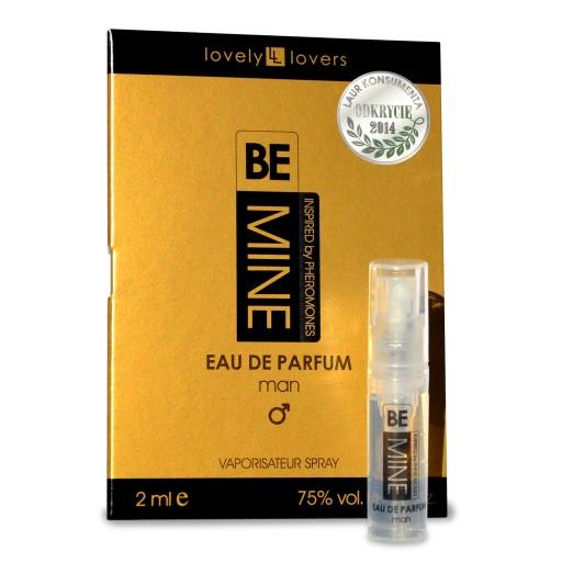 BeMINE MAN 2ml - SILNE FEROMONY MĘSKIE z perfumami