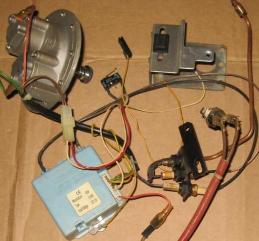 Sterownik komputer Ariston Fast cała elektronika