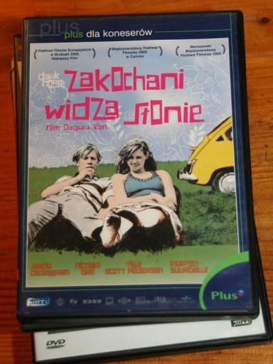 ZAKOCHANI WIDZĄ SŁONIE     DVD