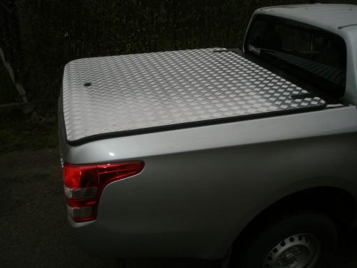 Кузов Хардтоп Крышка-Паки Mitsubishi L200
