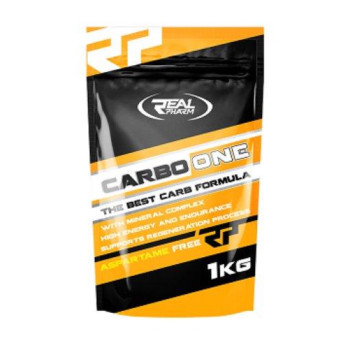 Real Pharm Carbo One 1000G WĘGLOWODANY GREJPFRUT