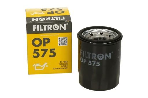 FILTR OLEJU FILTRON MAZDA 929 III (HC)