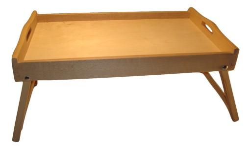Stolik śniadaniowy Pod Laptop Do łóżka Taca