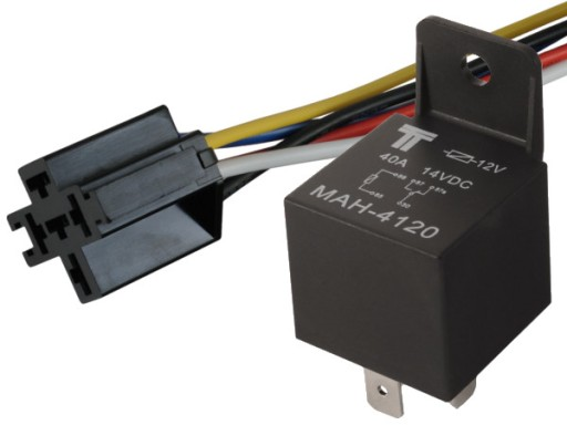 RELAY SWITCH AUTOMATIC LIGHT DAY DRL
