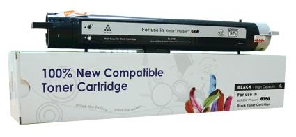 *Toner Xerox Phaser 6350 106R01147 10K BK 100% NEW
