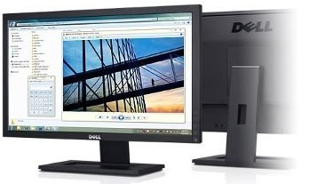 Monitor Panoramiczny Dell 22'' FullHD 1080p LED