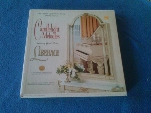 CANDLELIGHT MELODIES FEATURING LIBERACE - USA- 131