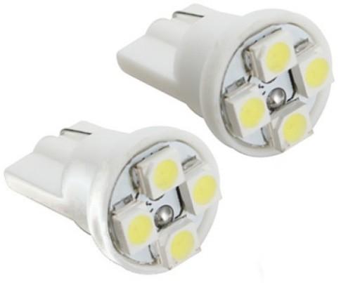 2x POSTOJÓWKI W5W 4 SMD LED T10 Diody VERTEX KPL! 6840048039