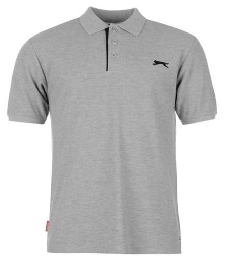 SLAZENGER Koszulka Polo T-shirt 12 kolorów tu: 4XL