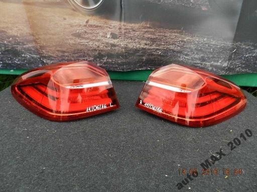 BMW X4 F26 14- Фонарь LED сзади задний левый правый STR