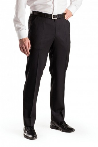 Szczygieł - spodnie z gabardyny 44% wełna 94/176