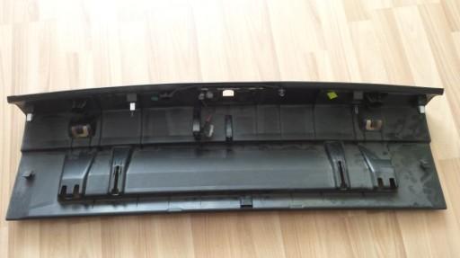 Nakładka pasa tył tylnego tylniego Audi Q3 8U0