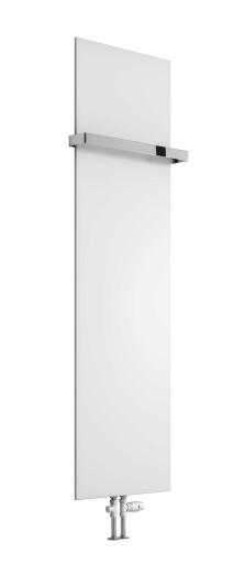 Grzejnik Dekoracyjny Slimline 30117 Cm Biały