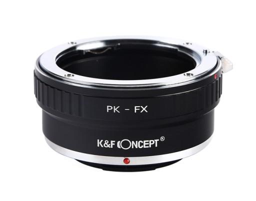 ADAPTER Pentax PK FX Fuji XPro1 E1 Jakość K&F