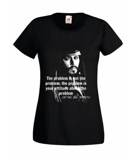 KOSZULKA Kapitan Jack Sparrow Johnny Depp 7365795714