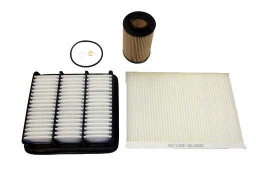 filtru rinkinys KIA CEED,cee d, HYUNDAI i30 2,0 CRD