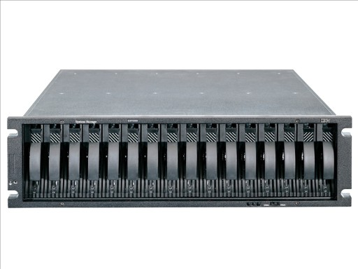 Półka dyskowa IBM EXP5000 + 16 HDD FVAT