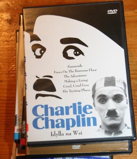 IDYLLA NA WSI     DVD   CHAPLIN