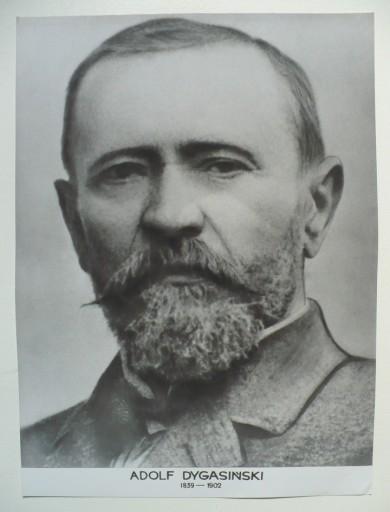 Foto Portret  ....... Adolf Dygasiński