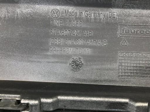 Zderzak Tył Vw TOuran 3 5TA807421 AB