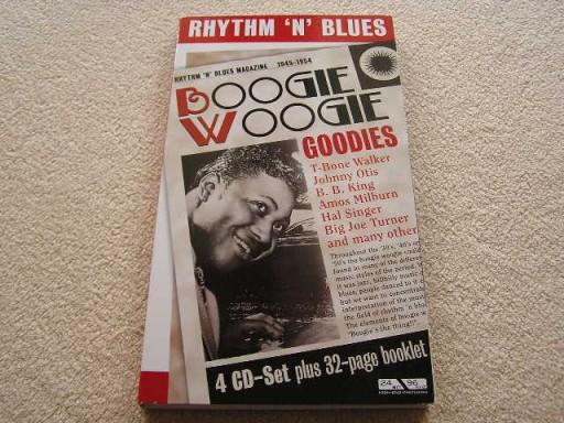 RHYTHM 'N' BLUES - BOOGIE WOOGIE GOOD [BOX 4CD].50