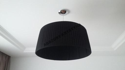 Duży Plisowany Abażur Do Lampy Wiszącej Promocja
