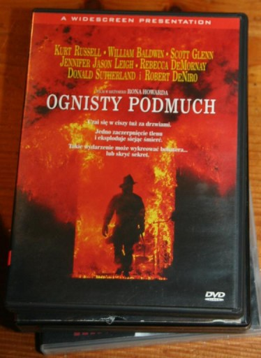 OGNISTY PODMUCH    DVD