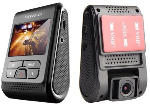 Wideorejestrator VIOFO A119-G GPS V2 PARKING