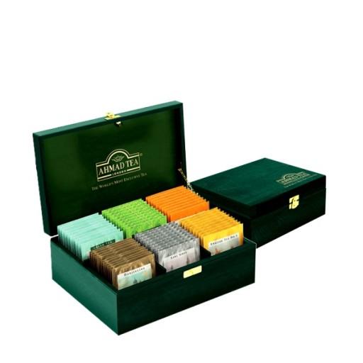Ahmad Tea Exclusive Mix Skrzynka 60 Szt Herbata 7428369189 Allegro Pl