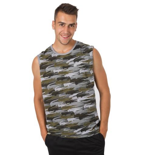 koszule męskie bez rękawów allegro 3xl